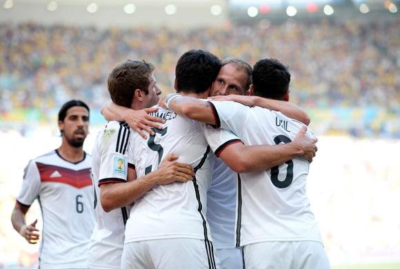Alemania vence a Francia 1×0 y avanza a semifinales