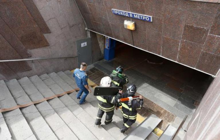 accidente en el metro de moscú 10