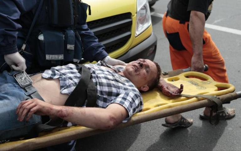 accidente en metro de moscú 1