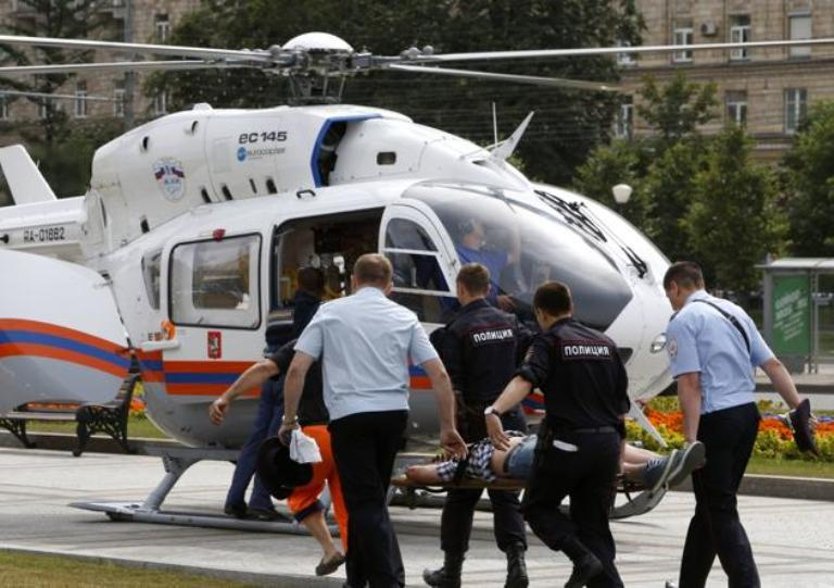 accidente en metro de moscú 3