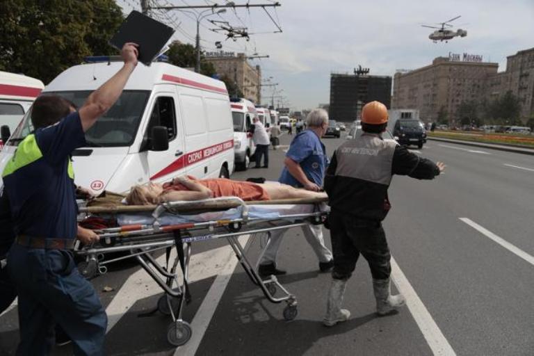 accidente en metro de moscú 5