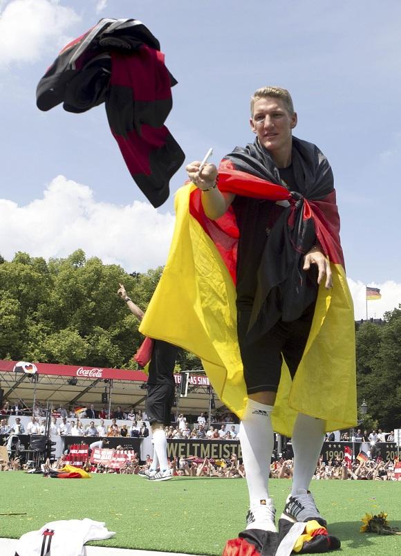 campeones alemanes
