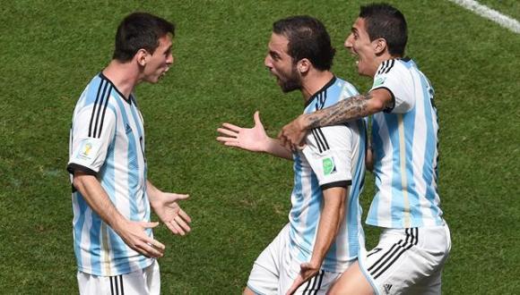 argentina bélgica