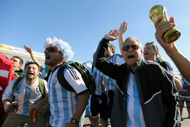 argentinos se preparan para partido de argentina con suiza3