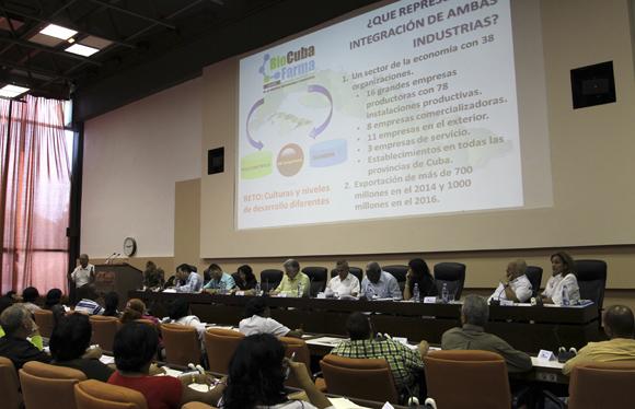 Comisión Educación, Cultura, Ciencia y Tecnología. Foto: Ladyrene Pérez/Cubadebate.