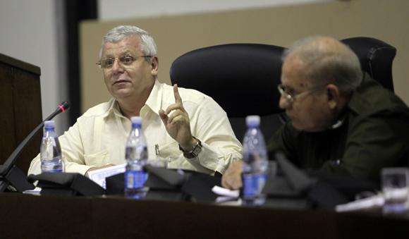 Comisión Asuntos Constitucionales y Jurídicos. Foto: Ismael Francisco/Cubadebate.