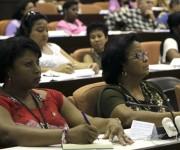 Comisión Asuntos Constitucionales y Jurídicos. Foto: Ladyrene Pérez/Cubadebate.