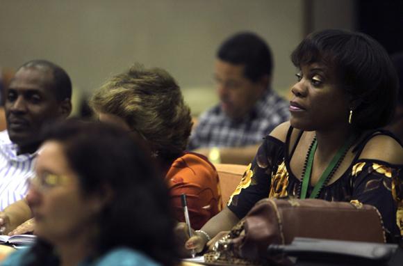 Comisión de Asuntos Constitucionales y Jurídicos. Foto: Ladyrene Pérez/Cubadebate.