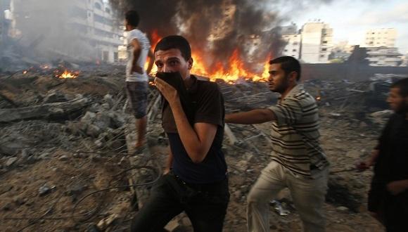 ataques a Franja de Gaza