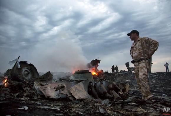 Califican de incompetente acusación de presunta implicación rusa en derribo de avión