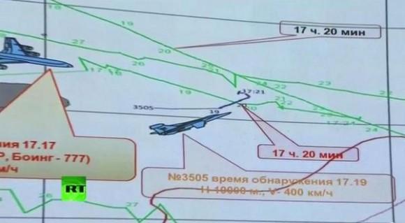 Asegura experto ruso que avión malasio cambió ruta poco antes de caer