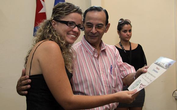 Mayra García Cardentey, Prensa Escrita. Foto: Ismael Francisco/Cubadebate.