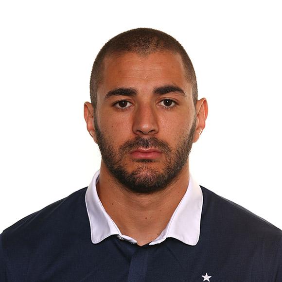 Karim Benzema. Foto: FIFA.