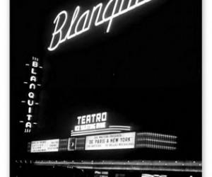"Teatro ""Blanquita"", hoy Karl Marx."
