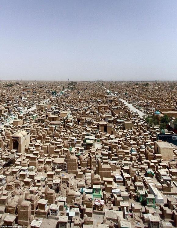 cementerio de iraq 1