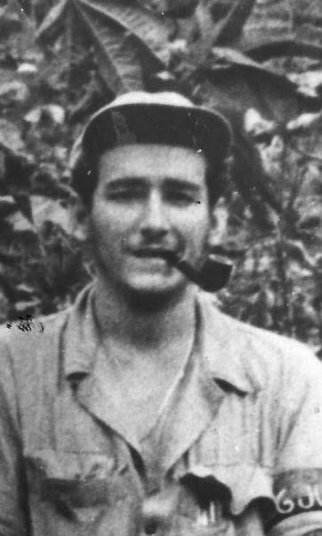 Ciro Redondo, asaltante al Moncada, expedicionario del Granma y póstumamente, Comandante del Ejército Rebelde.