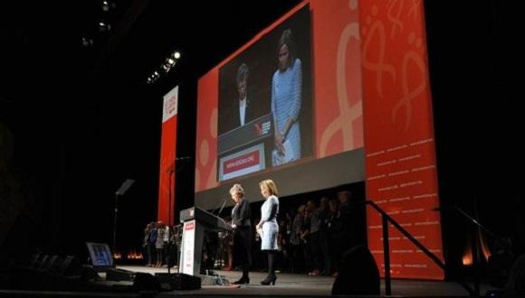 conferencia internacional sobre el SIDA en australia
