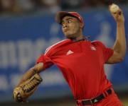 En fotos, tres de los mejores zurdos que lanzarán en el torneo: Darién Núñez...