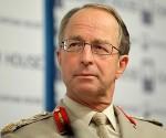 Exjefe del Estado Mayor británico, David Richards.