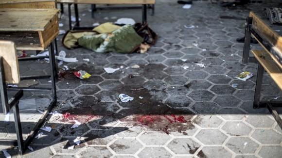 escuela-onu-gaza-bombardeo