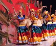 Gala de inicio del Festival del Caribe o Fiesta del Fuego