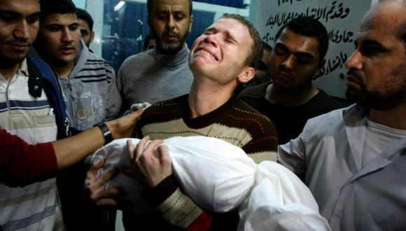 El tormento de Gaza y los crímenes de Israel son nuestra responsabilidad