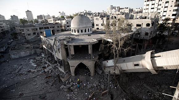 Foto: Mahmud Hams/AFP.