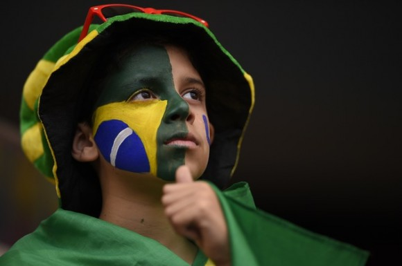 hincha brasil