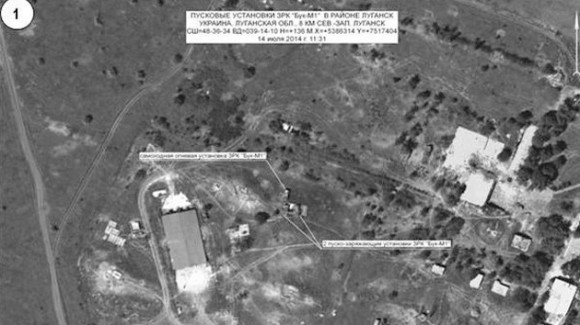 imagen de satelite