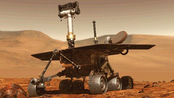 Científicos demuestran posible existencia de agua líquida en Marte