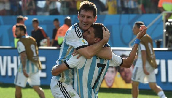 Argentina gana dramático partido frente a Suiza 1-0
