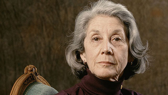 Murió la Premio Nobel de Literatura Nadine Gordimer