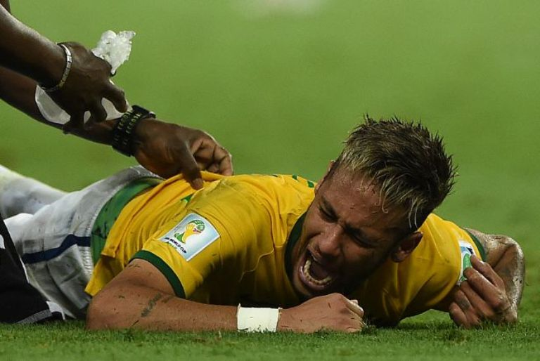 neymar-lesion