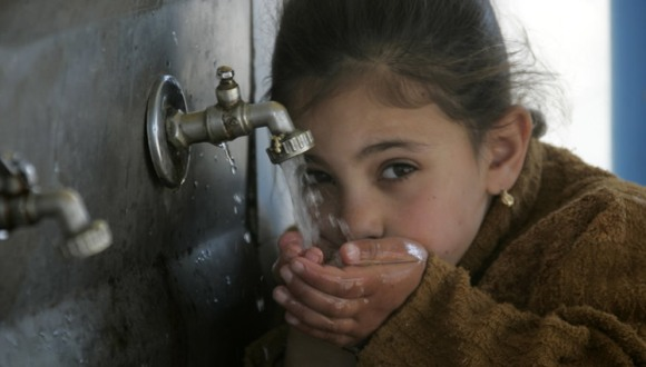 niña palestina