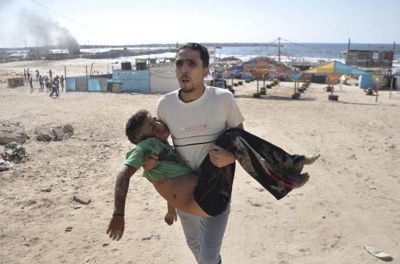 Indetenible violencia israelí en territorios palestinos ocupados