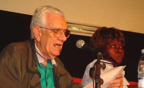 Falleció Pablo Pacheco, vicepresidente del instituto cubano de cine.