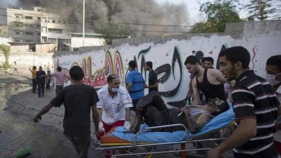 palestinos-Shejaiya-Gaza-frontera-AFP_CLAIMA20140730_0154_27