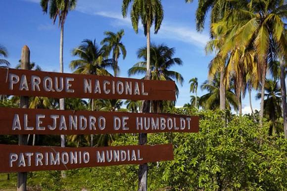 Parque Nacional Alejandro de Humboldt. Foto: Archivo