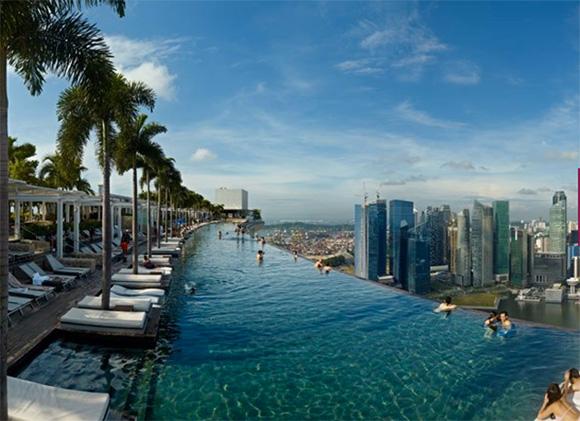Foto: Hotel Marina Bay Sands Singapore (Singapur) / enfemenino.com