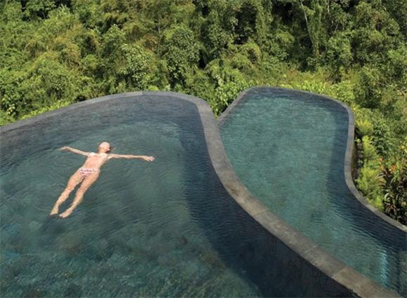 Foto: Hotel Ubud Hanging Gardens (Indonesia) / enfemenino.com