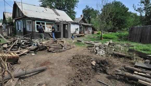 Los proyectiles caídos en Rusia no dejaron víctimas. (Foto: Ria Novosti)