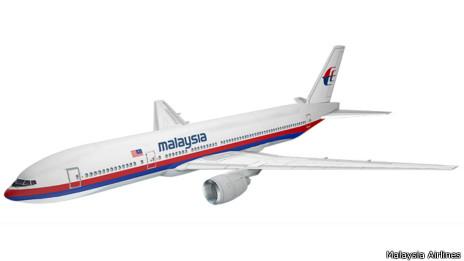Aparato: Boeing 777-200ER