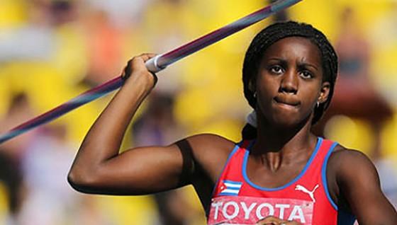 Cubana Yorgelis Rodríguez segunda en competición atlética de Descastar