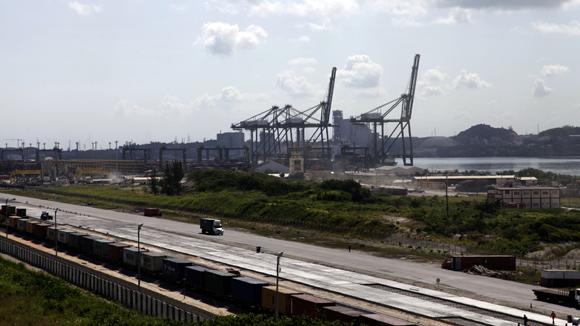 Con o sin bloqueo el Mariel será el principal centro logístico y de trasbordo para Centroamérica y el Caribe