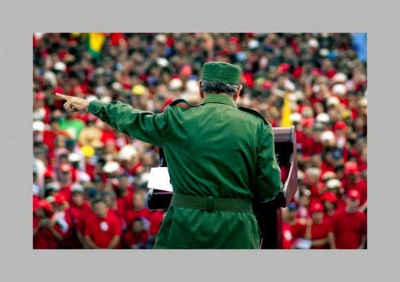 Fidel: Un martiano de guardia por Cuba  (+ Fotos)