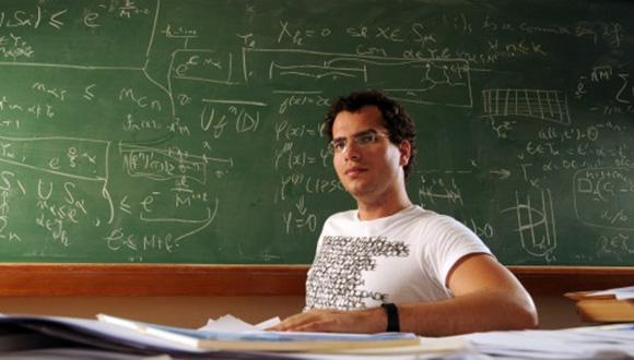 El matemático brasileño Artur Ávila.