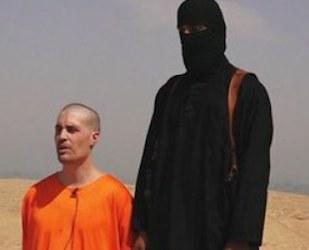Es londinense el verdugo del periodista James Foley
