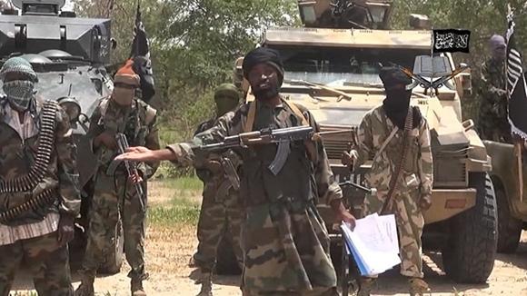 Grupo Boko Haram. Foto: AFP.