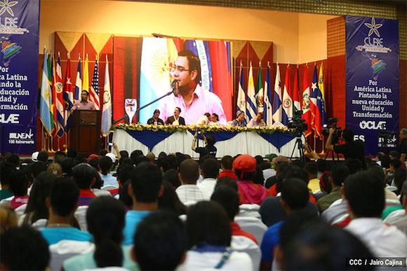 Congreso Latinoamericano y Caribeño de Estudiantes