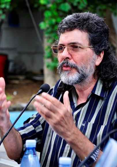 Abel Prieto Jiménez. FOTO: Roberto Garaicoa/CUBADEBATE.
